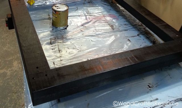 industrial mirror stain